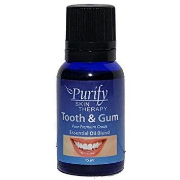 Tooth & Gum ~ Essential Oil Blend ~ 15 ml