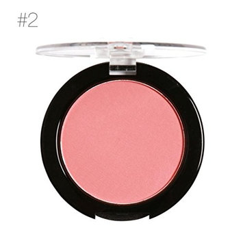 DZT1968 MARIA AYORA Porbable Repair Powder Block Blush Exquisite Natural Rosy Gloss Fine Outline (B)