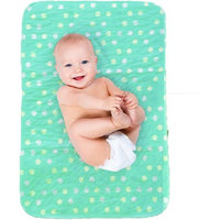 David Shaw Silverware Na Ltd Diaper Changing Mat - Polka Dot