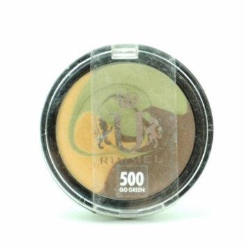 Rimmel Underground U Rock Eyeshadow - #500 Go Green