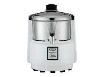 Waring 6001C - Juicer, Electric, Heavy-Duty, Stainless Steel