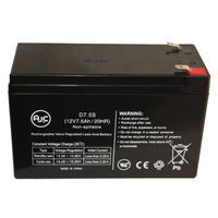 Replacement Battery for CyberPower CP900AVR 12V 7.5Ah