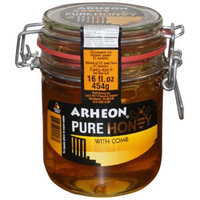 Arheon Pure Honey with Comb, 16 fl oz