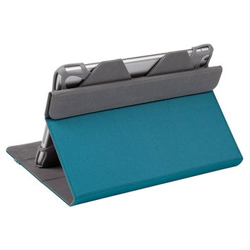 Targus THZ59101EU Fit N Grip Universal Stand Case Cover Fits 9-10 Inches Tablets - Blue