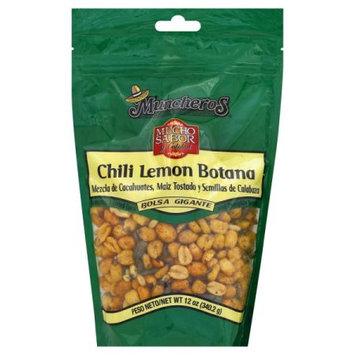 New Century Snacks Muncheros Chili Lemon Botana, 12 oz