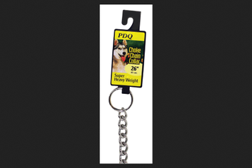 PDQ Choke Chain Collar 26in (12626)