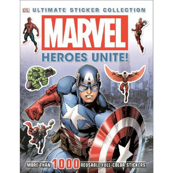 Marvel Heroes Unite! Ultimate Sticker Collection (Paperback) by Rahul Ganguly