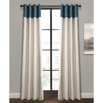 Milo Linen Window Curtain Panels Set, 84