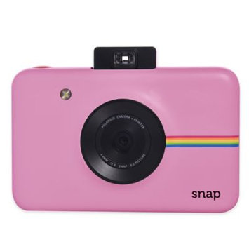 C & A Marketing Polaroid - Snap 10.0-megapixel Digital Camera - Pink
