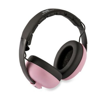 Banz Two-Tone Rechargeable Mini Earmuffs-PINK-One Size