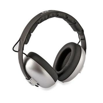 Banz Two-Tone Rechargeable Mini Earmuffs-GREY-One Size
