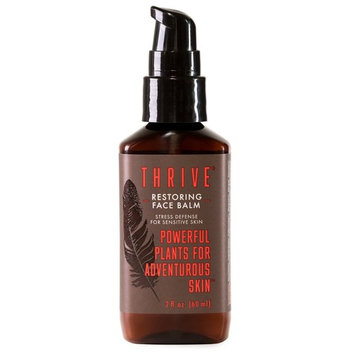 Thrive Sensitive Skin Face Lotion for Men - Unscented All-Natural Aftershave Balm & Facial Moisturizer for Men with Premium Natural & Organic... [Sensitive Skin Unscented Face Balm]