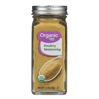 Great Value Organic Poultry Seasoning, 1.2 oz