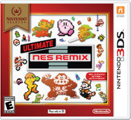 Nintendo Selects: Ultimate NES Remix for Nintendo 3DS