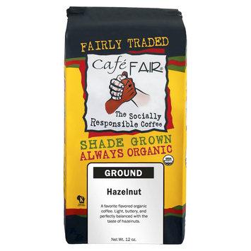 Steep & Brew Coffee Steep & Brew Café Fair Hazelnut Ground Coffee 12 oz