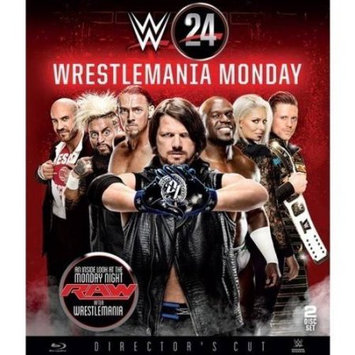 Alliance Entertainment Llc Wwe 24: Wrestlemania Monday (blu-ray Disc) (2 Disc)