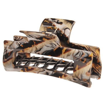 France Luxe Large Cutout Rectangle Jaw - Lasco