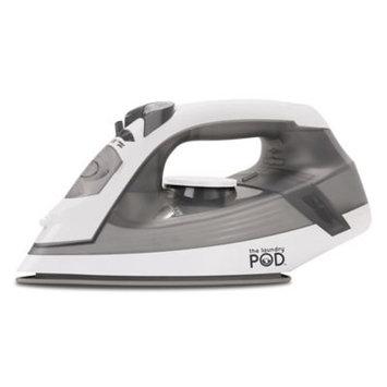 The Laundry Pod 1200 Watt Iron, White, Garment Irons