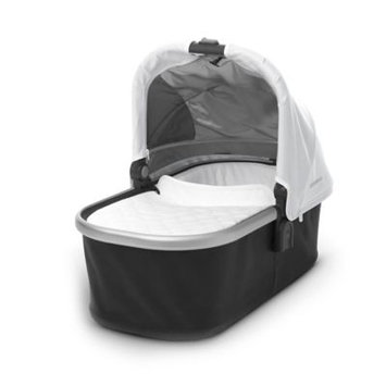 Infant Uppababy 2018 Bassinet For Cruz Or Vista Strollers, Size One Size - White