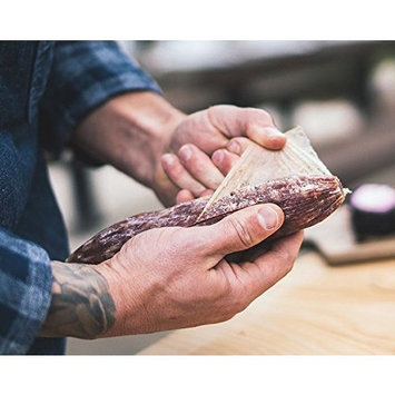 Creminelli - Italian Artisan Handcrafted Fine Meats, Whiskey Salami, 5.5 Ounce [Whiskey]