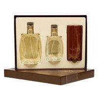 Spark Seduction By Liz Claiborne For Men. Gift Set (Cologne Spray 3.4 Oz + Aftershave Spray 1.7 Oz + Deodorant Stick 2.6 Oz).