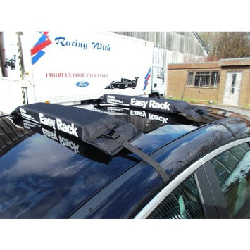 MP Essentials Soft & Secure Car Carrier Easy Rack Roof Rack (Max Load 65kgs) - Fits 4 Door Models & 2 Door Models with Opening Back Windows
