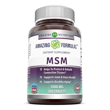 Amazing Nutrition MSM