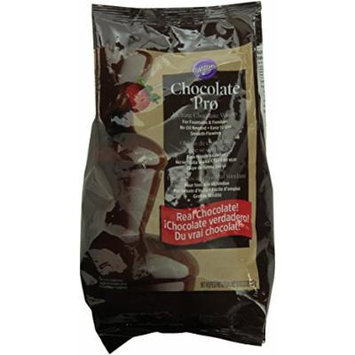 Wilton Chocolate Pro Fountain & Fondue Chocolate Wafers, 2 Pounds