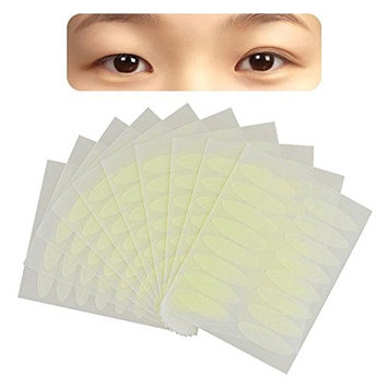 Insten 16 pairs 3.5-mm Arch-shaped Double Eyelid Tape Stickers