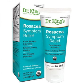 Rosacea Symptom Relief Dr King Natural Medicine 3 oz Cream