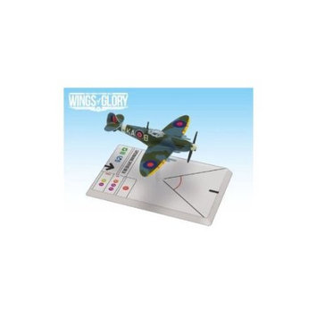 Ares Games Wings of Glory Beurling Spitfire MKIX
