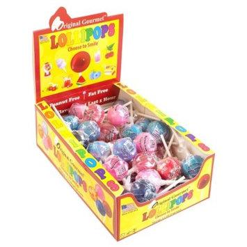 Original Gourmet Lollipops - 48ct