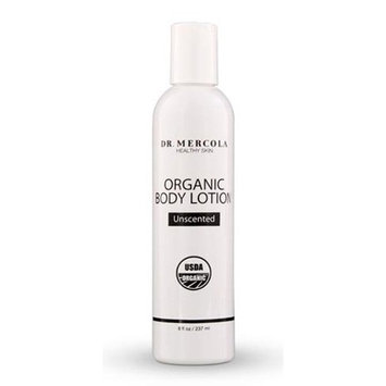 Organic Body Lotion Unscented by Mercola - 8 oz