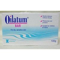 Oilatum Bar Soap 100gram by Oilatum