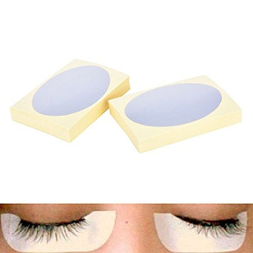Lash Lint Free Eyelash 50 Pairs Extension Under Eye Stickers Eye Patches Pads by Team-Management