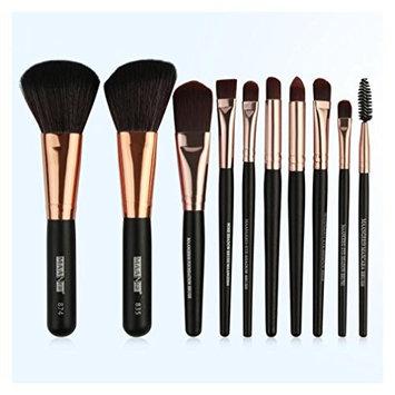 Kim88 30Pc Makeup Brushes Set Eyeshadow Eyeliner Powder Foundation Lip Brush
