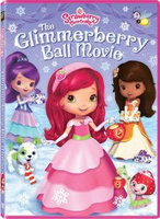 Twentieth Century Fox Strawberry Shortcake-glimmerberry Ball [dvd/ws-1.78/sac]
