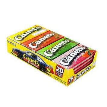 Canels Gum Pack Assorted 20/12S