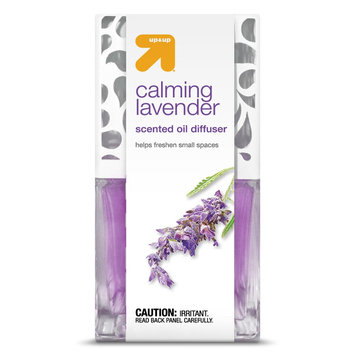 Calming Lavender Scented Oil Diffuser 4 oz - up & up, Purple
