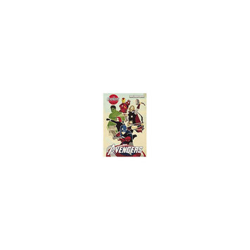 The Avengers ( Marvel Cinematic Universe: Phase One) (Hardcover) by Alex Irvine