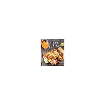 Gourmet Mexican Kitchen: Bold Flavors for the Home Chef (Paperback) (Shannon Bard)