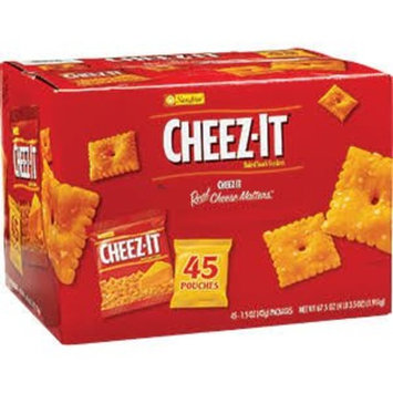 Sunshine Cheez-Its 45-Pack, 1.5-Ounce