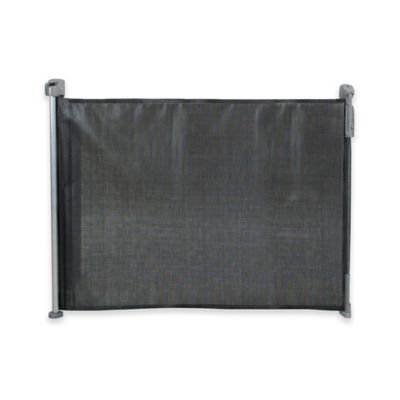 Kidco Retractable 55 inch Safeway Gate - Black
