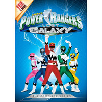 Power Rangers Lost Galaxy: The Complete Series (5 Discs) (Blu-ray) (dvd video)