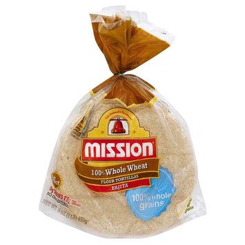 Mission Whole Wheat Fajita 6 16ct