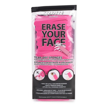 Danielle Creations Erase Your Face Cosmetic Sponges