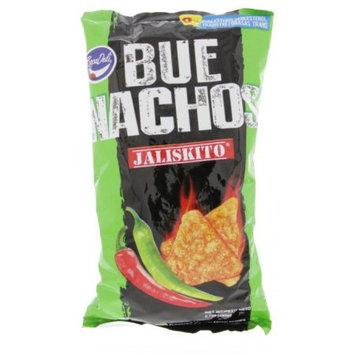 Boca Deli Buenacho Jalapeno Flavored tortilla chips 5.7oz - tortillas de maiz con sabor a jalape ±o (Pack of 1