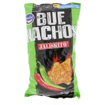 Boca Deli Buenacho Jalapeno Flavored tortilla chips 5.7oz - tortillas de maiz con sabor a jalape ±o (Pack of 6