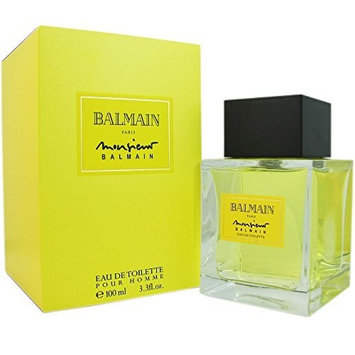 Monsieur Balmain by Balmain 3.3 100ml EDT Spray