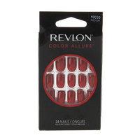 Revlon Color Allure Press On Nails, Revlon Red 24 ea (Pack of 6)